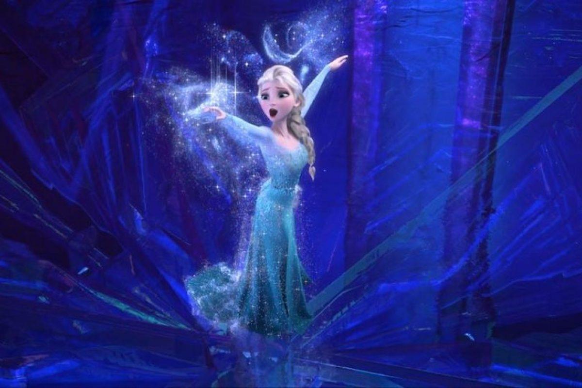 """""""Ese es el espíritu de Disney"""", finalizó. Foto:vía facebook.com/DisneyFrozen"""