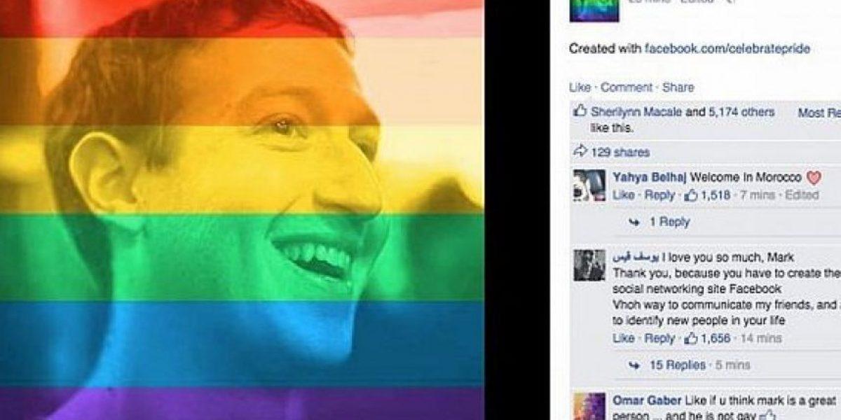 Lo que necesitas saber del filtro de arcoíris en la foto de perfil