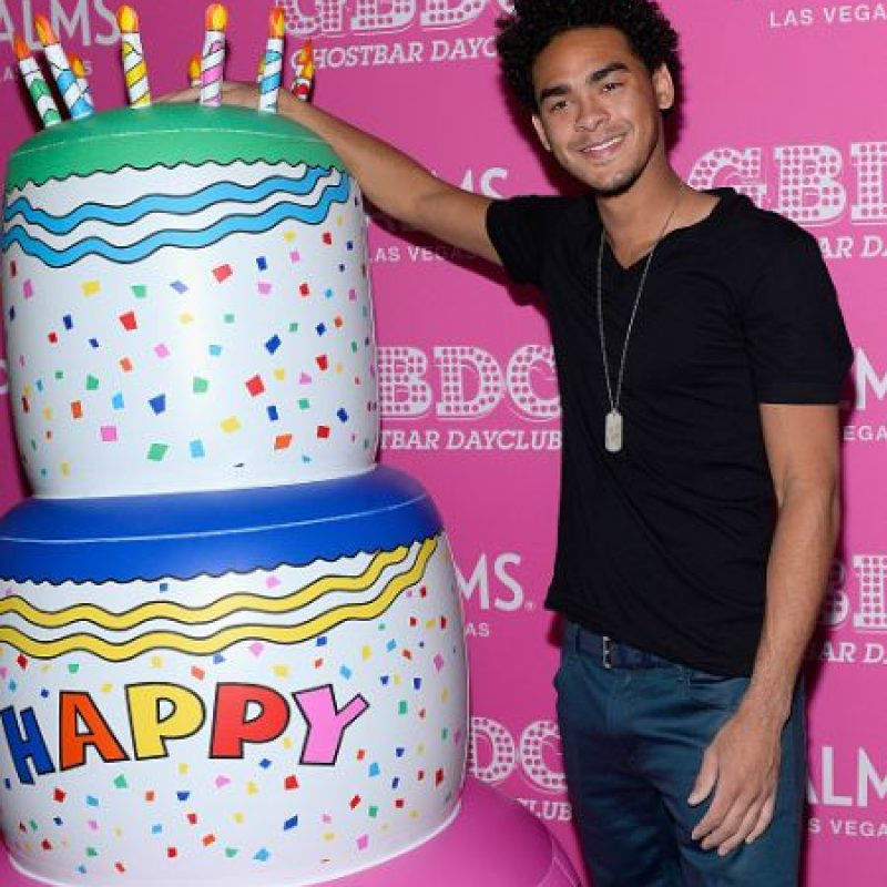 Acaba de cumplir 23 años. Foto:vía Getty Images