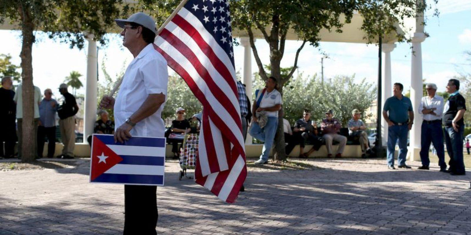 En julio se dio a conocer que se restablecían los viajes en ferry a Cuba. Desde el establecimiento del embargo no se permitían dichos viajes. Foto:Getty Images