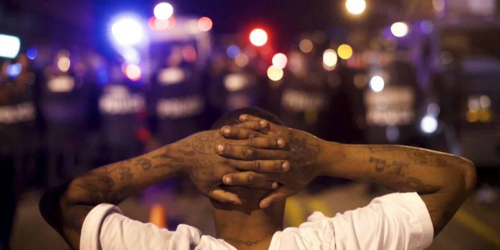 Distintos casos de abuso de autoridad policial se han presentado en Estados Unidos. Foto:Getty Images