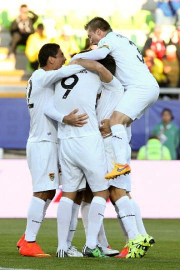 Con un 35.14% de posesión le alcanzó para llegar a cuartos de final donde fue eliminada por Perú. Foto:Getty Images