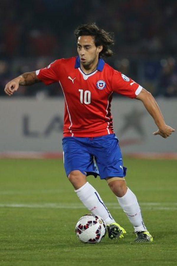 """El """"Mago"""" le hizo honor a su apodo teniendo una gran actuación ante Paraguay. Foto:Getty Images"""