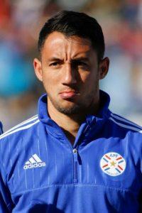 Iván Piris (Paraguay) Foto:Getty Images