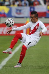 Este joven peruano ha sido de las revelaciones del torneo. Es rápido y muestra gran personalidad. Foto:Getty Images