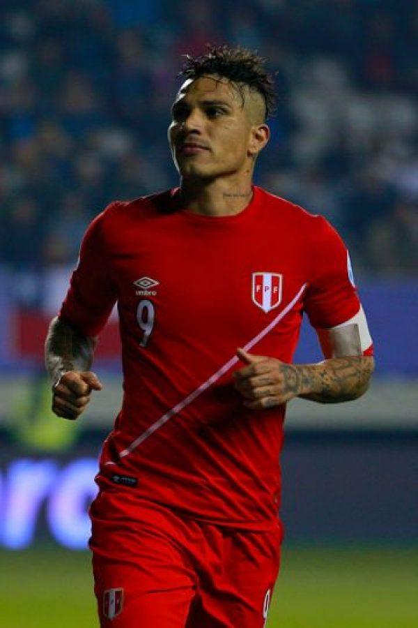 Fue la estrella de los cuartos de final: anotó un hat-trick en el partido ante Bolivia. Foto:Getty Images