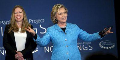 Clinton ha tratado de mejorar su reputación ante el electorado. Foto:Getty Images