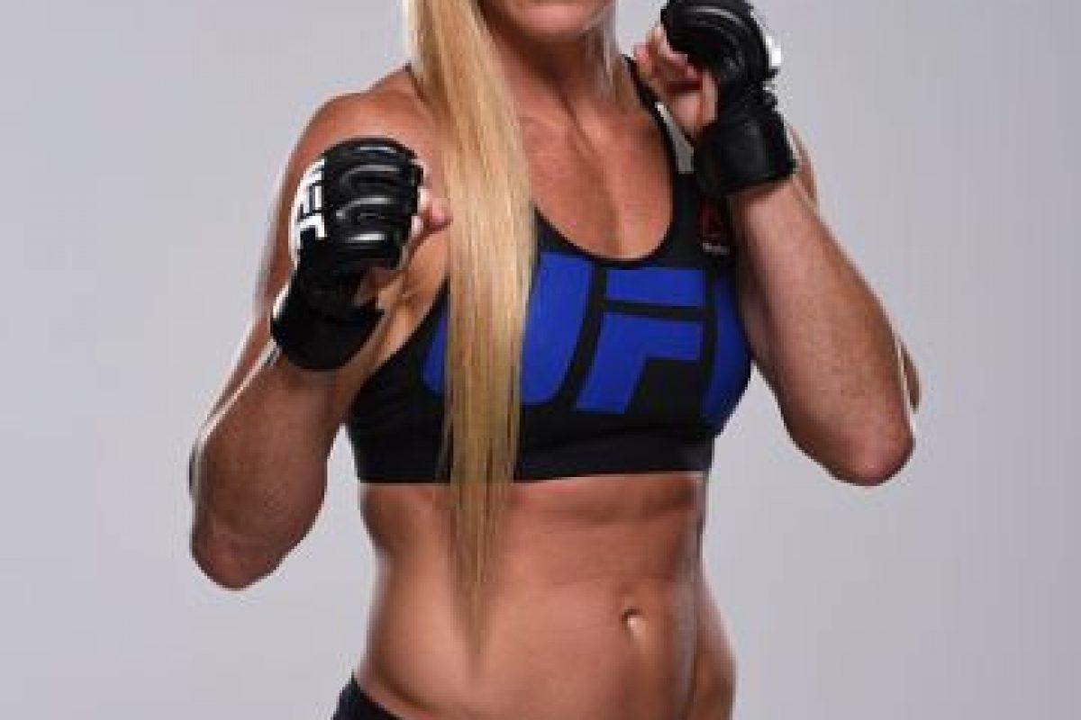 Holly Holm será la rival de Ronda Rousey. Foto:Getty Images