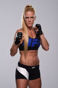 Holly Holm será la rival de Ronda Rousey. Foto: Getty Images