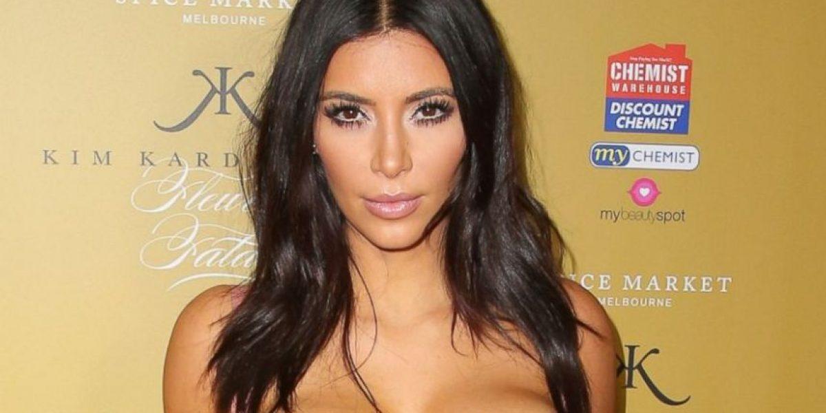 FOTOS. Kim Kardashian enseña de más al salir a la calle