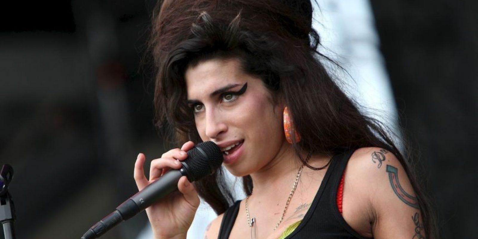 """""""Amy"""" se presentó en el Festival Internacional de cine de Cannes. Foto:Getty Images"""