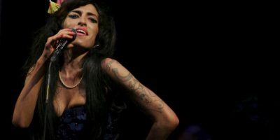 "El pequeño fragmento forma parte del documental ""Amy"". Foto: Getty Images"