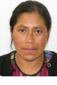 Juana Tercero Raymundo es señalada por las autoridades de golpear a su hijo. Foto:PNC