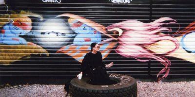 """""""Tyre Break"""": Es la imagen de enero 2016 en el calendario Foto:Cafe Art – Desmond H"""