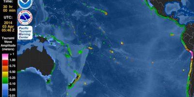 Mapa de energía Foto:PacificTWC