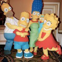 """10.- Este es el primer año que """"The Simpsons"""" no está nominado. Foto:Getty Images"""