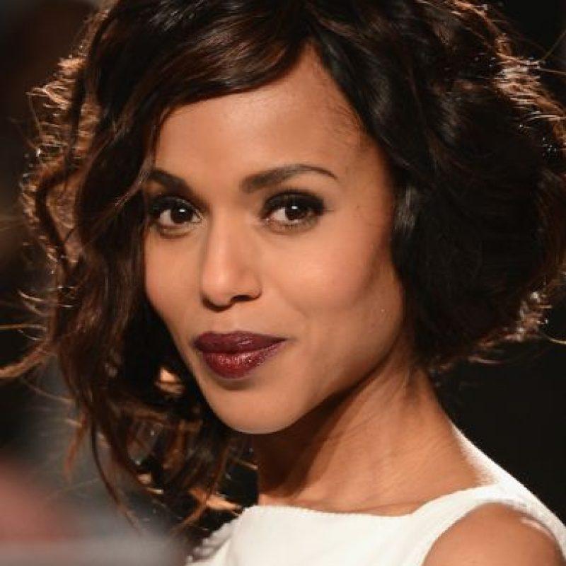 """5.- Ninguna mujer de color ha ganado el Emmy como """"Mejor actriz en drama"""" Foto:Getty Images"""