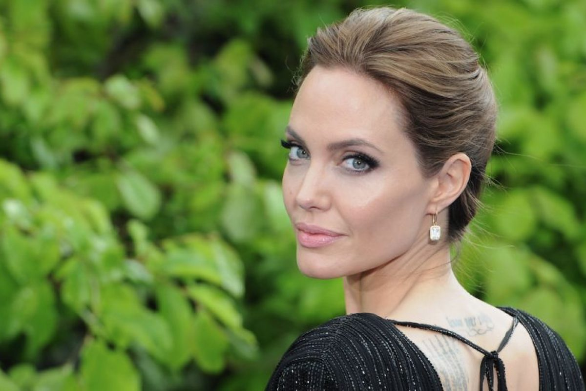 """En la conversación, Angelina Jolie fue calificada como una """"actriz con poco talento"""". Foto:Getty Images"""