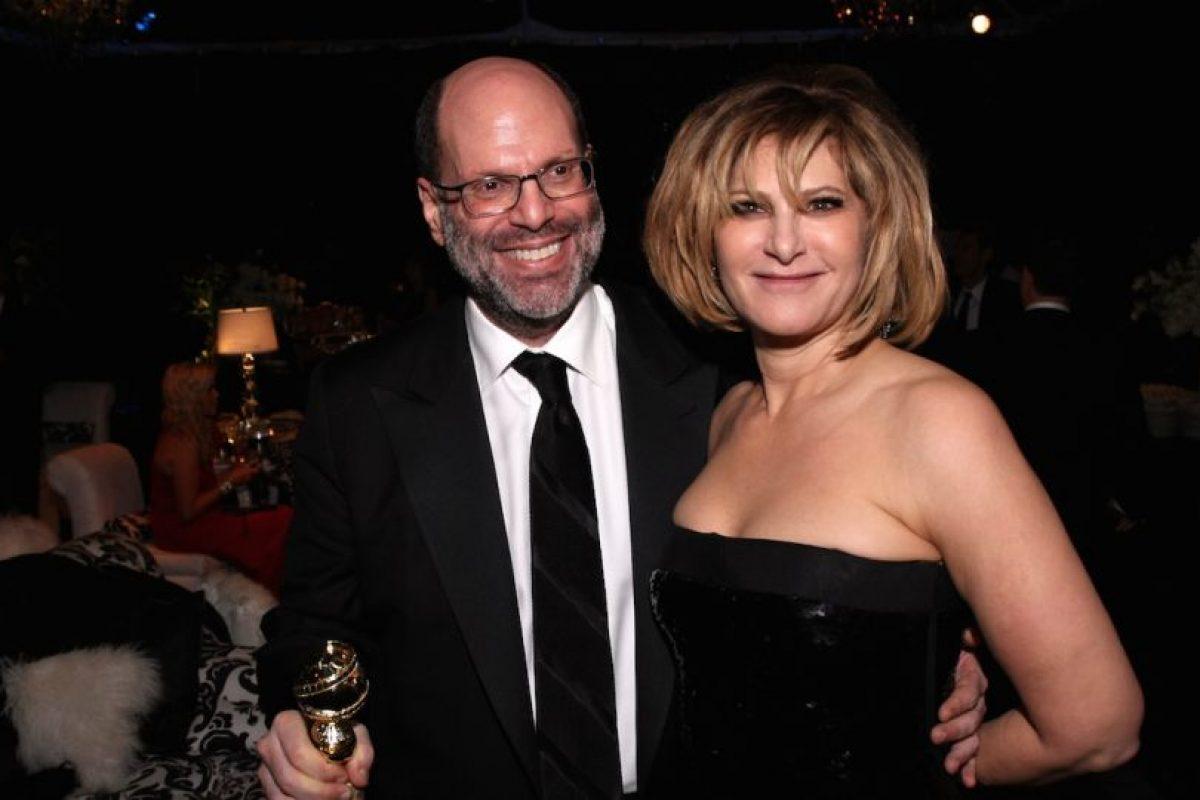 """El ataque masivo a los servidores de """"Sony"""" revelo una discusión entre Amy Pascal y Scott Rudin sobre la producción del filme """"Steve Jobs"""" Foto:Getty Images"""