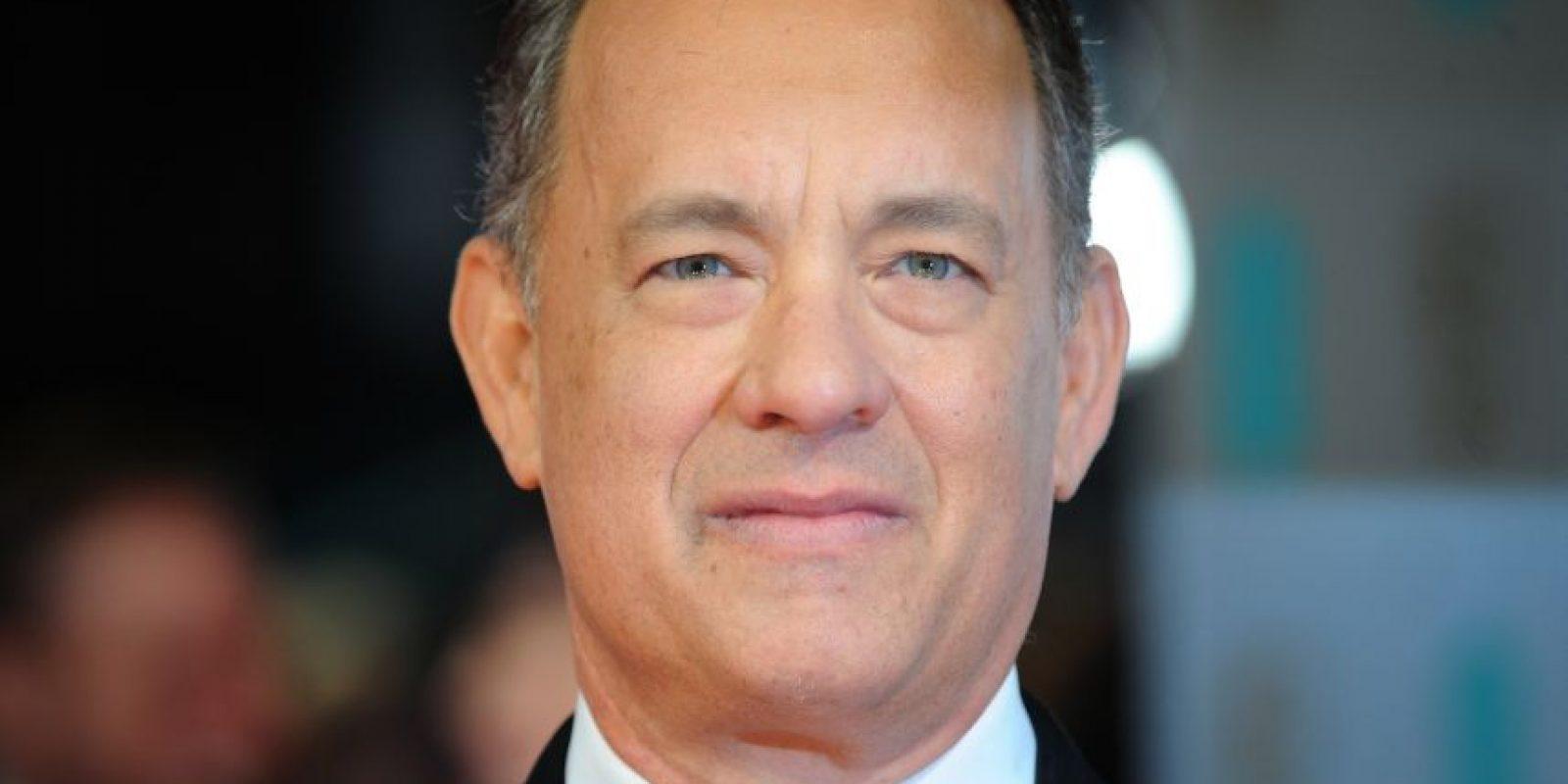 "En ""Sony"", a Tom Hanks lo llaman ""Harry Lauder"" o ""Johnny Madrid"" Foto:Getty Images"