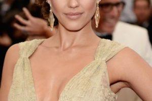 """Jessica Alba es conocida como """"Cash Money"""" Foto:Getty Images"""