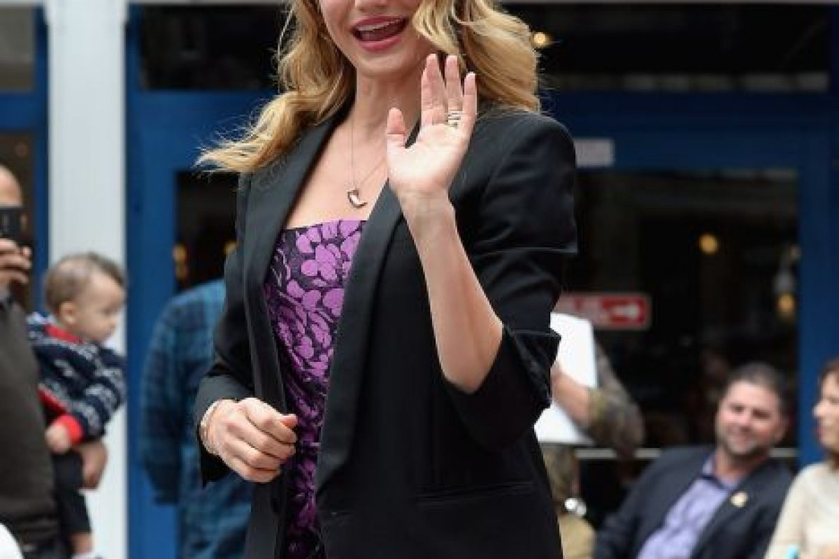 """También se filtraron filmes sin estrenar como """"Annie"""" con Cameron Diaz Foto:Getty Images"""
