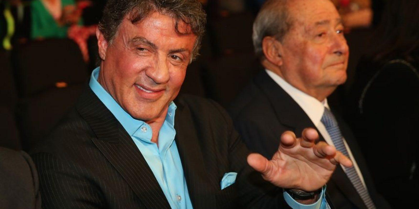 Se dieron a conocer los números telefónicos de actores como Sylvester Stallone Foto:Getty Images