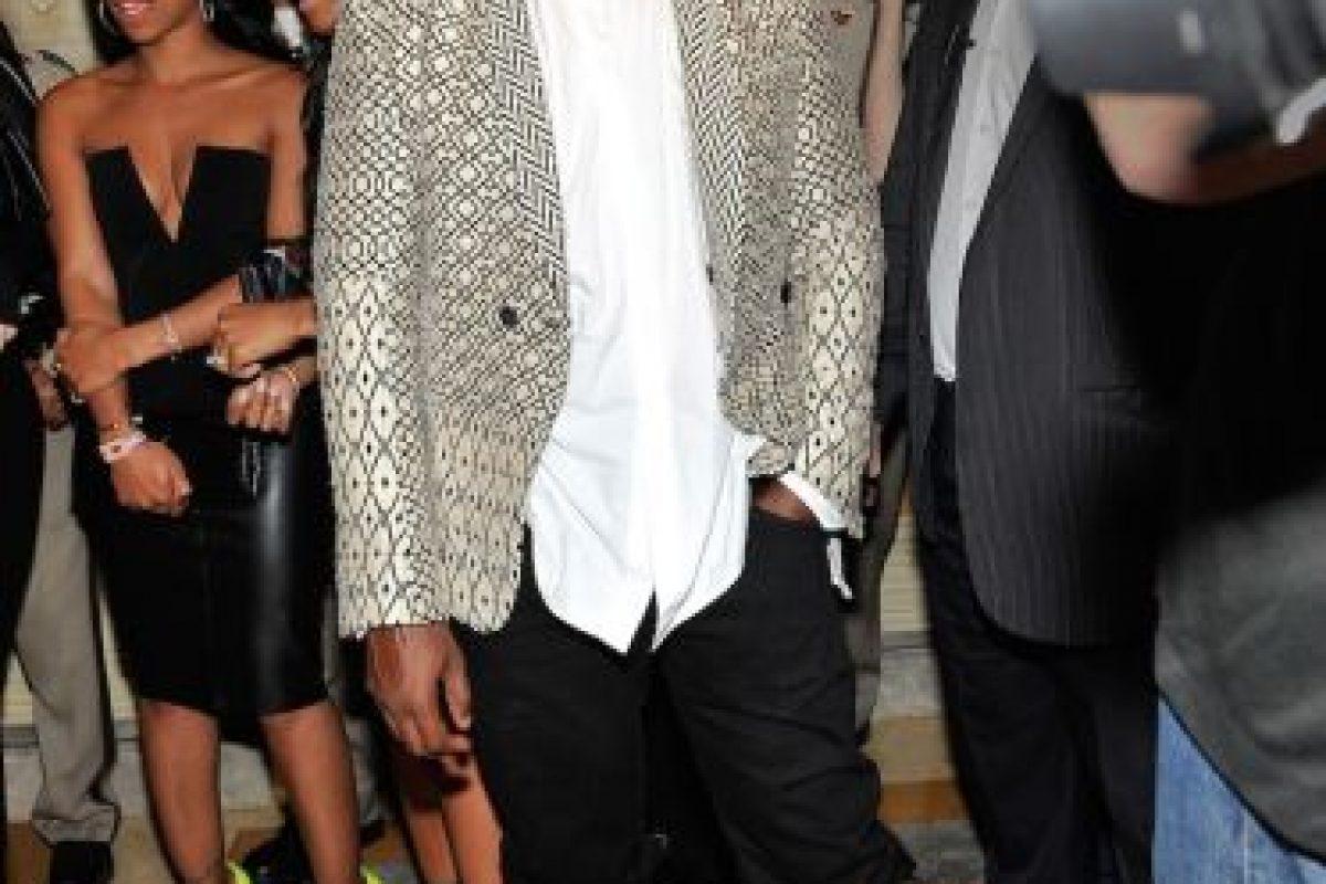 Kanye West en sus actuales fiestas Foto:Getty Images