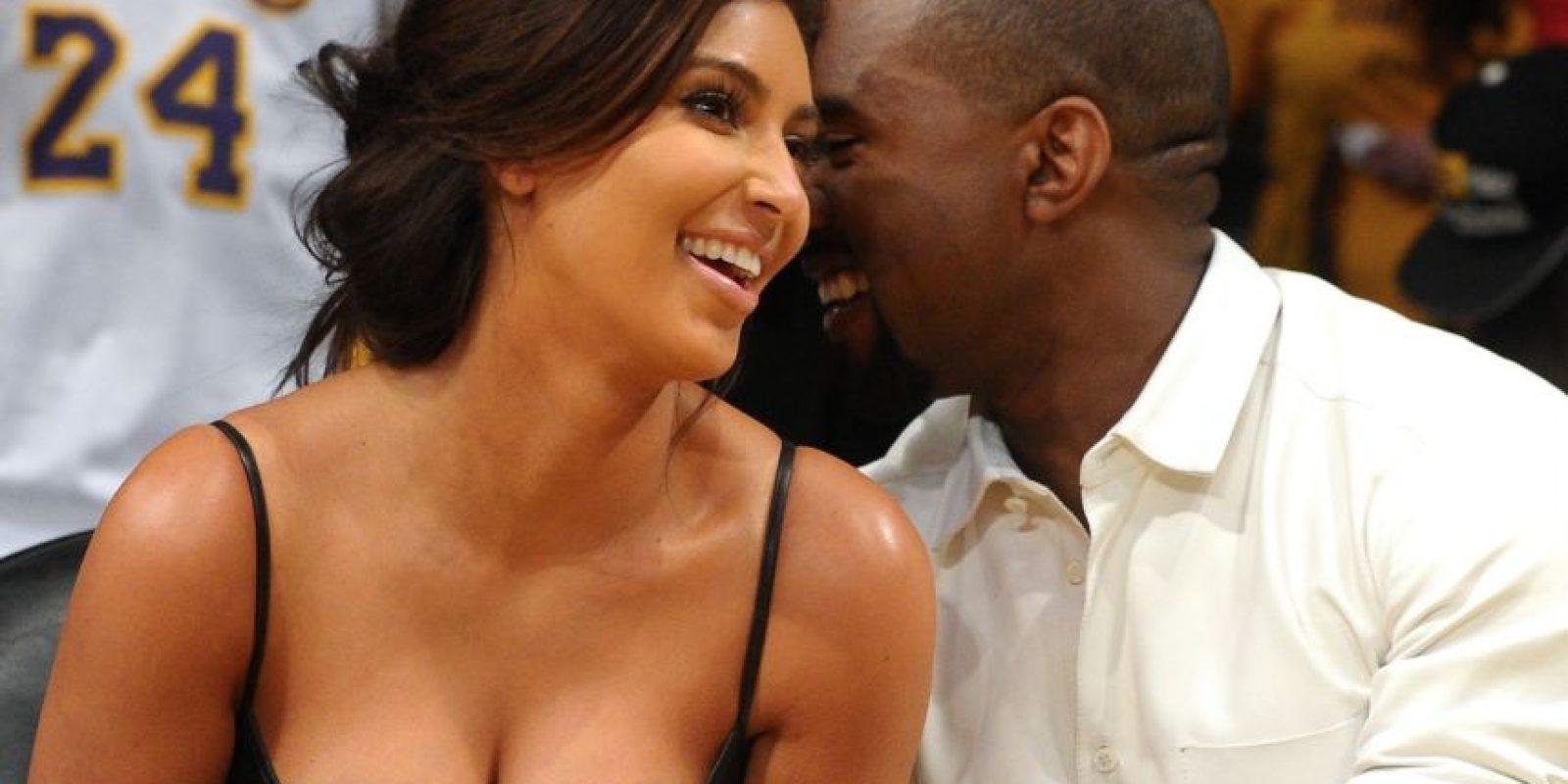 Kanye también se pronunció al respecto. Foto:Getty Images