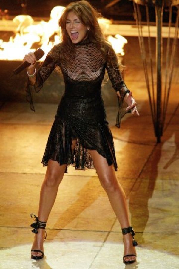 """La actriz Thalía también fue una de las grandes beneficiadas, pues """"Sábado Gigante"""" fue la plataforma que llevó sus telenovelas a Estados Unidos. Foto:Getty Images"""