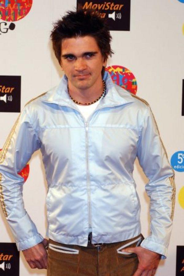"""En una entrevista para los premios Grammy, Don Francisco aseguró que la presentación de Juanes en """"Sábado Gigante"""" fue su entrada a Univision, y con ello su fama en Estados Unidos. Foto:Getty Images"""