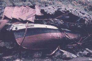 1. 22 de mayo de 1960, Valdivia, Chile: Con una magnitud de 9.5 es considerado uno de los más poderosos de la historia Foto:Wikimedia