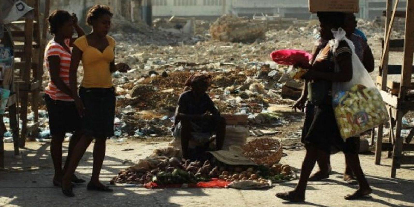 10. 12 de enero de 2012, Haití: Además de 1.3 millones de desplazados y más de 90 mil casas destruidas en Puerto Príncipe. Foto:Getty Images