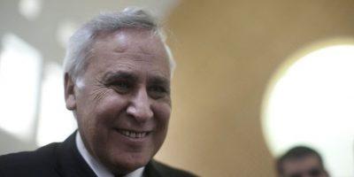 Fue primer ministro de Israel entre el año 2000 y 2007, año en que renunció tras una serie de denuncias de acoso sexual y una violación Foto:Getty Images