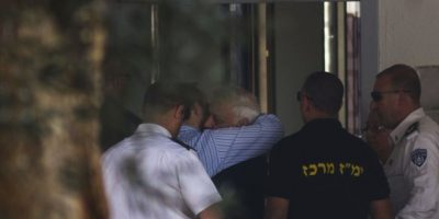 Momento en que entró a la cárcel Foto:Getty Images