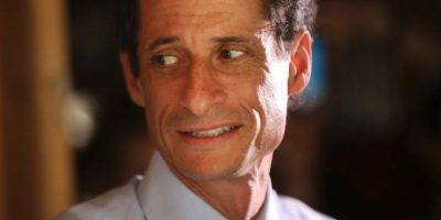 6. Anthony Weiner Foto: Getty Images