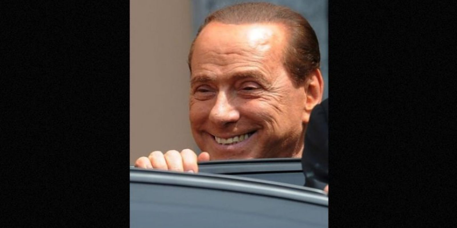 2. Silvio Berlusconi Foto: Getty Images