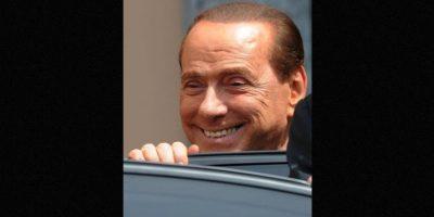 2. Silvio Berlusconi Foto:Getty Images
