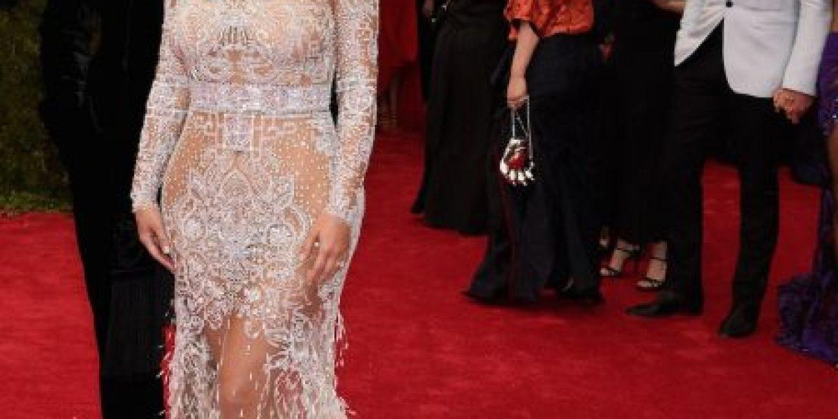 Carolina Herrera criticó la ropa de Kim Kardashian y Beyonce