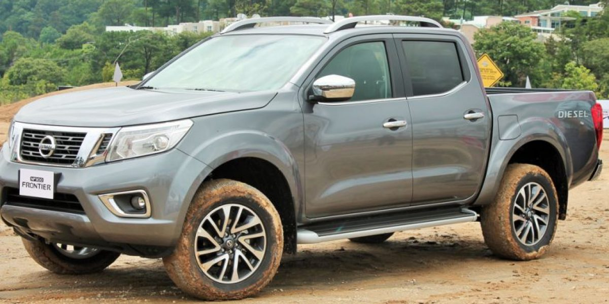 Nissan presenta su nuevo y poderoso picop NP300 Frontier