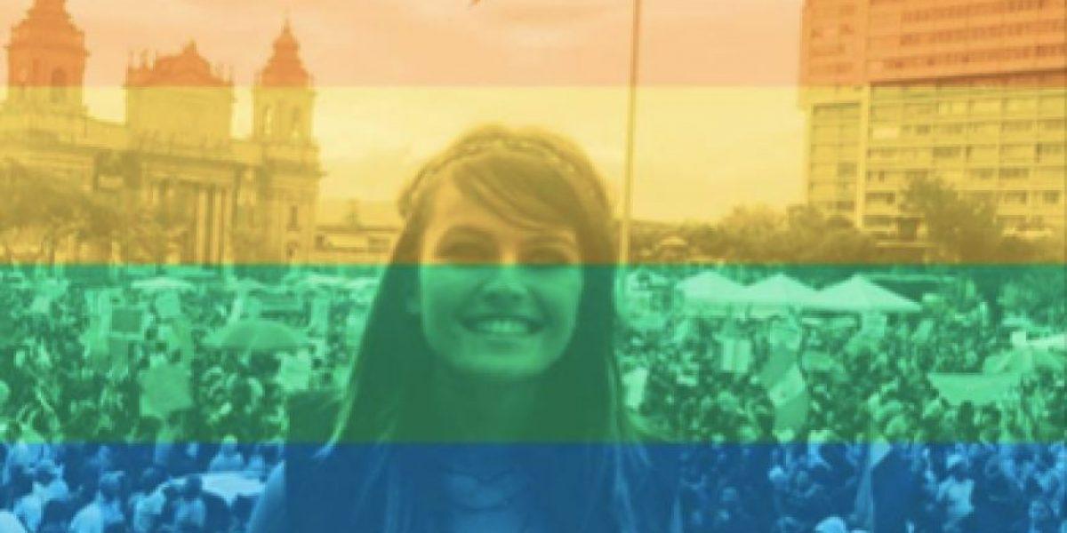 Gloria Álvarez apoya matrimonio homosexual