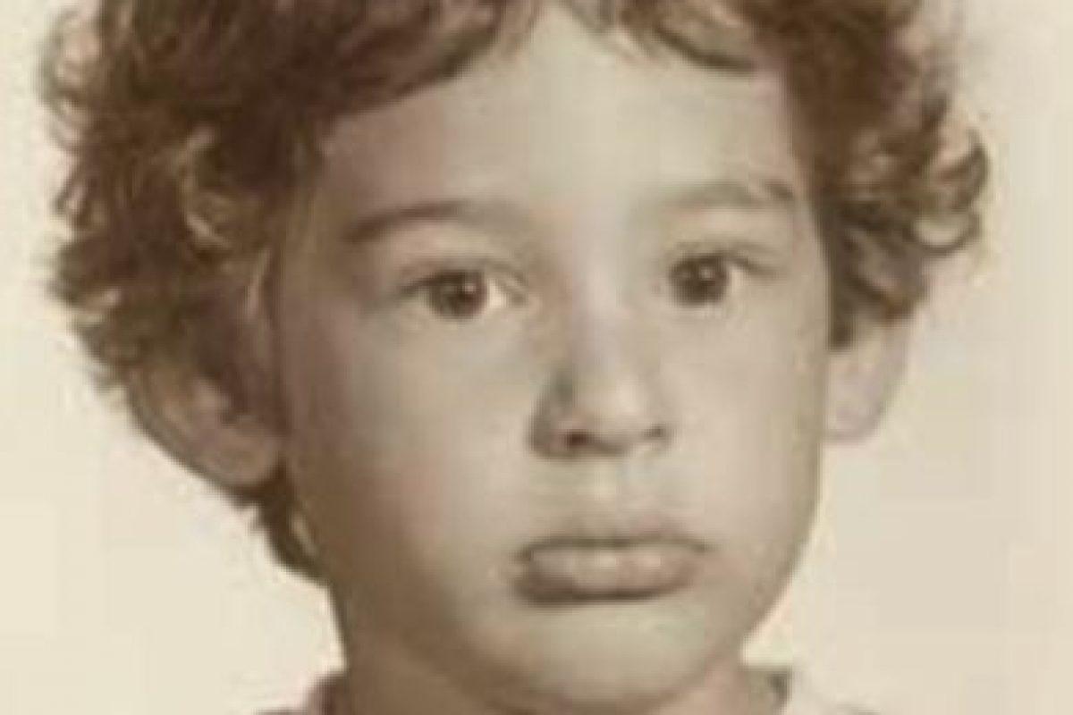 Así era el actor en su infancia Foto:vía instagram.com/joemanganiello