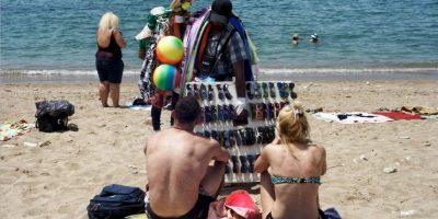 4. Los turistas en el país podrán sacar dinero normalmente de los cajeros automáticos, solamente con tarjetas de crédito o débito expedidas fuera de Grecia. Foto:Getty Images
