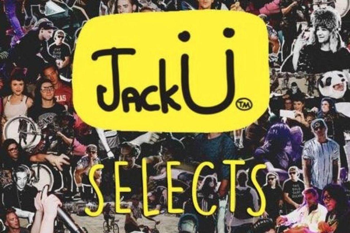 Jack Ü es un dueto de productores estadounidenses formado en 2013. Foto:Facebook/JackÜ