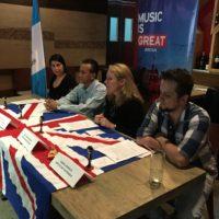 Foto:Embajada británica