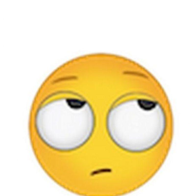 El nuevo emoji para expresar aburrimiento. Foto:emojipedia.org