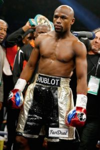 Floyd Mayweather Jr. Foto:Getty Images