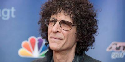 """El juez del reality show """"America's Got Talent"""", Howard Stern, se posicionó en el quinto puesto con 95 millones de dólares. Foto:Getty Images"""