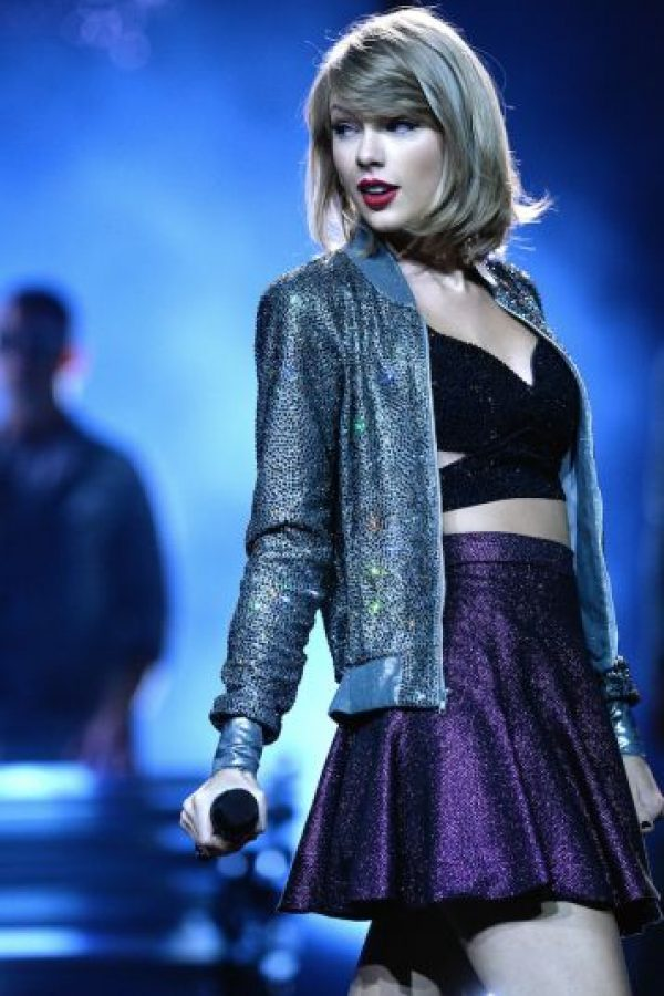 """Luego de iniciarse en el mundo del pop con el álbum """"1989"""", Taylor Swift recaudó una fortuna de 80 millones de dólares. Foto:Getty Images"""