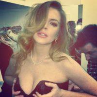 ¿Cómo es la verdadera Lindsay? Foto:vía instagram.com/lindsaylohan